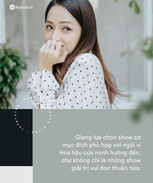 Hoa hậu Hương Giang: Người chuyển giới cứ lựa chọn người phù hợp đi. Đừng hết nạc vạc đến xương! - Ảnh 3.