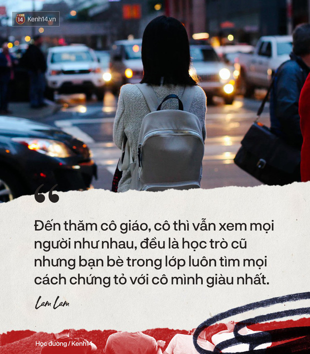 Họp lớp ngày Tết, cuộc chiến so kè sự giàu có giữa bạn học với nhau: Có người thất nghiệp vẫn mặc đồ hiệu, đi xe sang để ra oai - Ảnh 6.