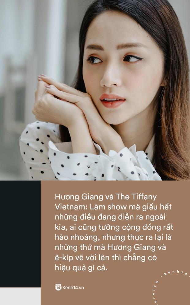 Hoa hậu Hương Giang: Người chuyển giới cứ lựa chọn người phù hợp đi. Đừng hết nạc vạc đến xương! - Ảnh 5.