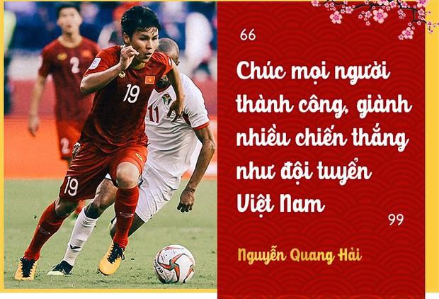 Tuyển thủ Việt Nam: Quan trọng nhất của năm mới là phải có sức khỏe - Ảnh 3.