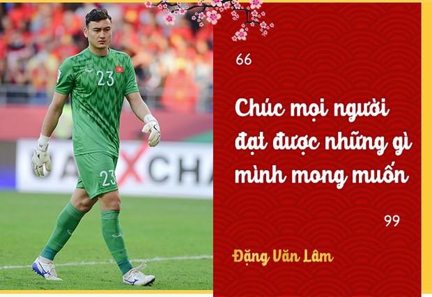 Tuyển thủ Việt Nam: Quan trọng nhất của năm mới là phải có sức khỏe - Ảnh 7.