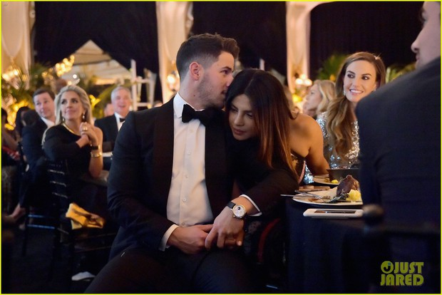 Dự sự kiện với vợ Hoa hậu lớn hơn 10 tuổi, Nick Jonas tự châm biếm bản thân vì tổ chức quá nhiều tiệc cưới - Ảnh 6.