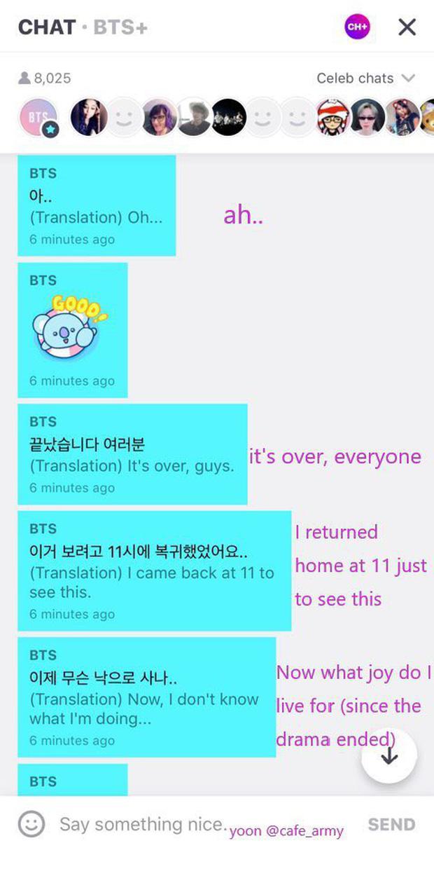 Idol thì cũng là người, một thành viên BTS bỏ ăn vì mê xem SKY Castle theo bạn người ấy là ai? - Ảnh 3.