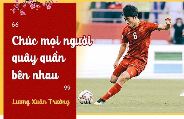 Tuyển thủ Việt Nam: Quan trọng nhất của năm mới là phải có sức khỏe - Ảnh 5.