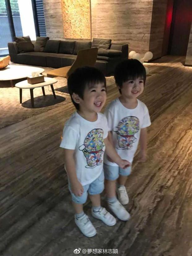 Những đứa con đẹp như thiên thần của dàn sao châu Á: Không ít bé lớn lên trong hoàn cảnh gia đình tan vỡ - Ảnh 18.