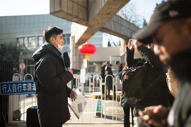 Trần Phi Vũ - quý tử nhà đạo diễn Trần Khải Ca: Điển trai, áp đảo cả Song Joong Ki, thành đại sứ Dior khi mới 16 tuổi - Ảnh 4.