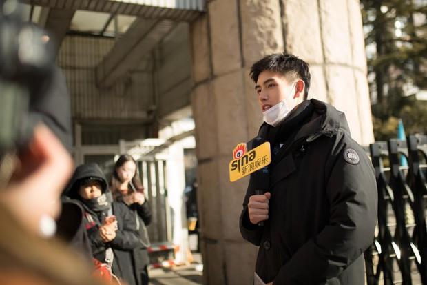 Trần Phi Vũ - quý tử nhà đạo diễn Trần Khải Ca: Điển trai, áp đảo cả Song Joong Ki, thành đại sứ Dior khi mới 16 tuổi - Ảnh 5.