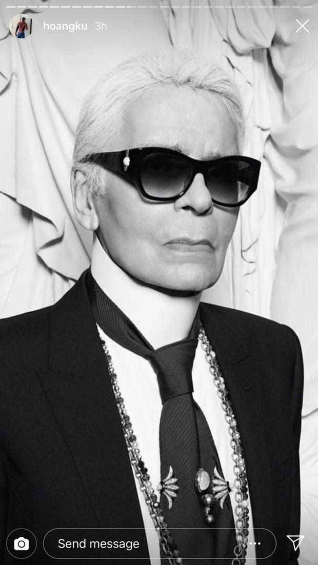 Karl Lagerfeld qua đời, Victoria Beckham, Gigi, Bella Hadid và loạt sao thế giới bày tỏ niềm thương tiếc với huyền thoại thời trang - Ảnh 32.