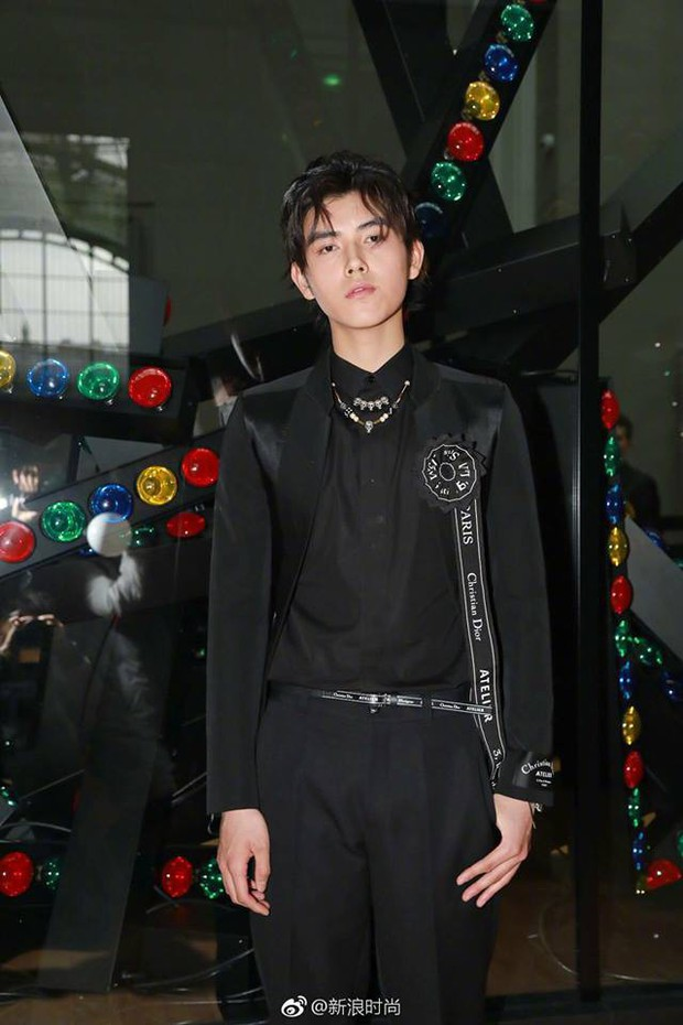 Trần Phi Vũ - quý tử nhà đạo diễn Trần Khải Ca: Điển trai, áp đảo cả Song Joong Ki, thành đại sứ Dior khi mới 16 tuổi - Ảnh 11.