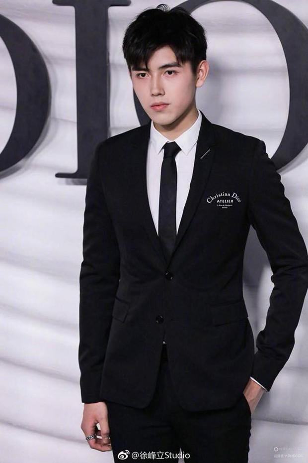 Trần Phi Vũ - quý tử nhà đạo diễn Trần Khải Ca: Điển trai, áp đảo cả Song Joong Ki, thành đại sứ Dior khi mới 16 tuổi - Ảnh 14.