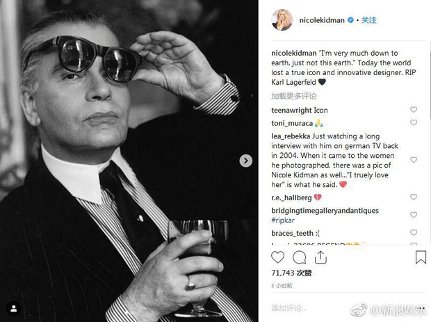 Karl Lagerfeld qua đời, Victoria Beckham, Gigi, Bella Hadid và loạt sao thế giới bày tỏ niềm thương tiếc với huyền thoại thời trang - Ảnh 10.