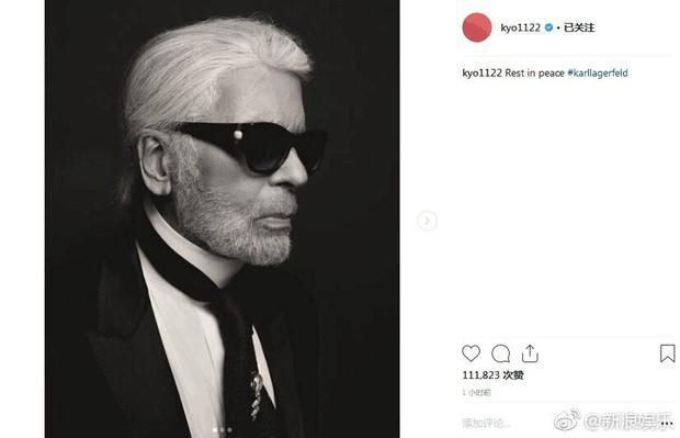 Karl Lagerfeld qua đời, Victoria Beckham, Gigi, Bella Hadid và loạt sao thế giới bày tỏ niềm thương tiếc với huyền thoại thời trang - Ảnh 11.