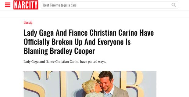Lady Gaga tuyên bố hủy hôn với tình cũ, Bradley Cooper nhận gạch đá vì bị cho là người thứ 3 chen ngang - Ảnh 2.