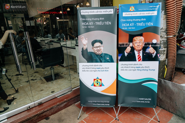 In áo phông hình 2 nhà lãnh đạo Donald Trump và Kim Jong-un, cửa hàng ở Hà Nội kiếm tiền triệu mỗi ngày - Ảnh 12.