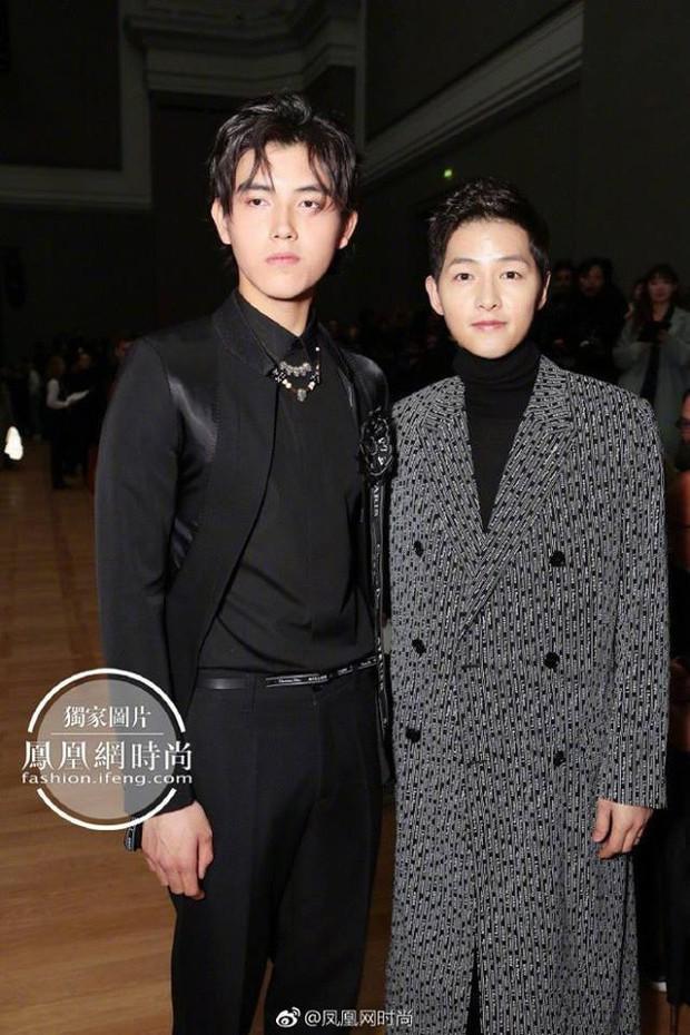 Trần Phi Vũ - quý tử nhà đạo diễn Trần Khải Ca: Điển trai, áp đảo cả Song Joong Ki, thành đại sứ Dior khi mới 16 tuổi - Ảnh 12.