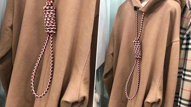 Burberry đăng đàn xin lỗi vì trót thiết kế ra chiếc hoodie tự sát gây tranh cãi - Ảnh 3.
