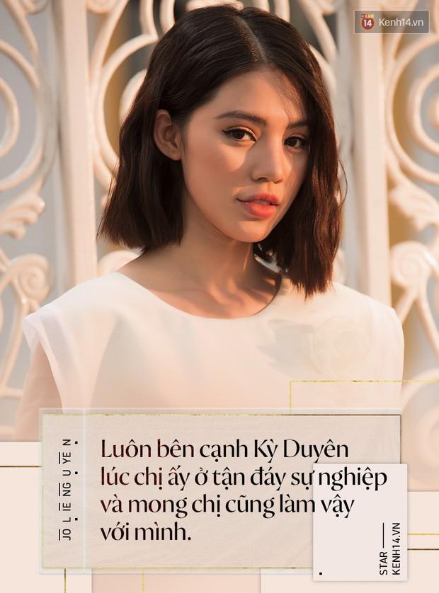 Jolie Nguyễn nói về Kỳ Duyên sau một năm gây bão bởi scandal đời tư - Ảnh 3.