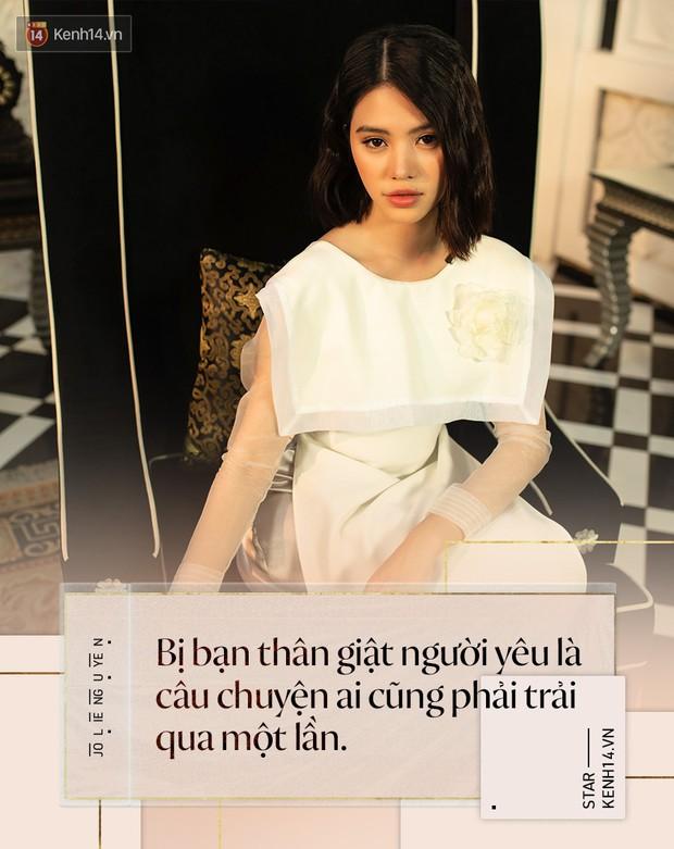 Jolie Nguyễn nói về Kỳ Duyên sau một năm gây bão bởi scandal đời tư - Ảnh 7.