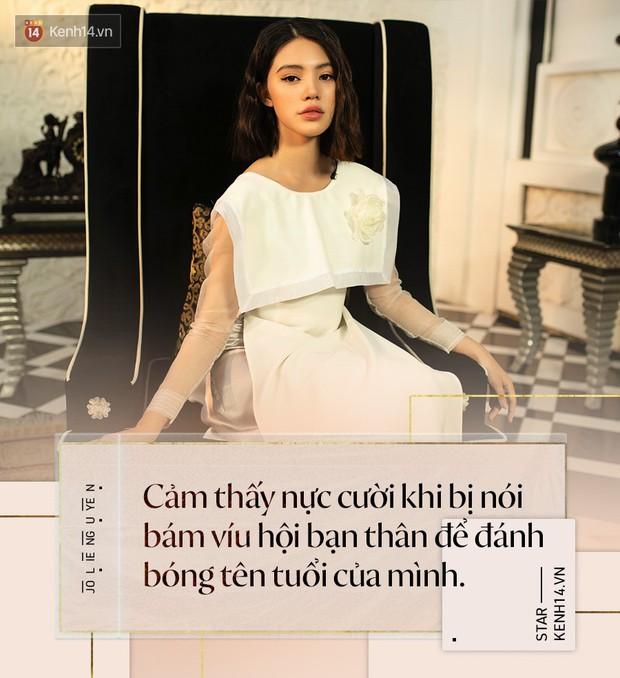 Jolie Nguyễn nói về Kỳ Duyên sau một năm gây bão bởi scandal đời tư - Ảnh 4.