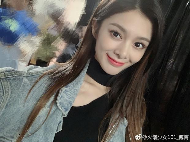 Sốc toàn tập với mặt mộc 100% của nhóm nhạc nữ hot nhất Trung Quốc: Choáng nhất là mỹ nhân ở vị trí số 2 - Ảnh 17.