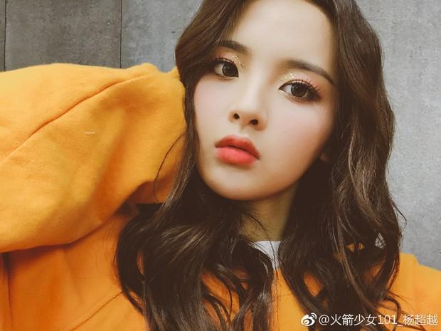 Sốc toàn tập với mặt mộc 100% của nhóm nhạc nữ hot nhất Trung Quốc: Choáng nhất là mỹ nhân ở vị trí số 2 - Ảnh 7.