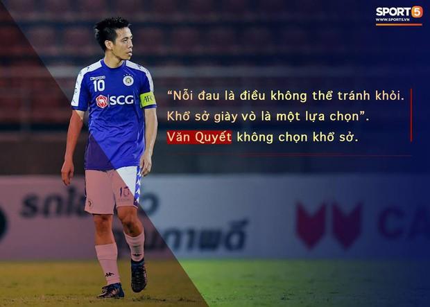 Nhìn Văn Quyết tỏa sáng ở Hà Nội FC, còn ai gọi anh là tù trưởng? - Ảnh 3.