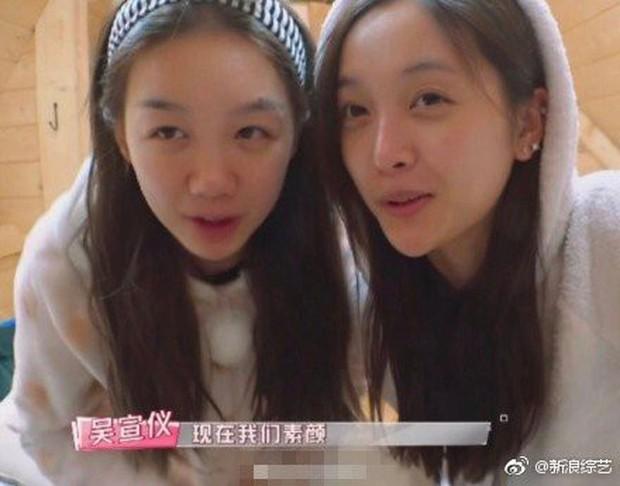 Sốc toàn tập với mặt mộc 100% của nhóm nhạc nữ hot nhất Trung Quốc: Choáng nhất là mỹ nhân ở vị trí số 2 - Ảnh 14.