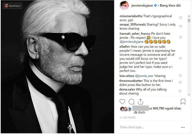 Cùng tưởng nhớ ngài Karl Lagerfeld: G-Dragon được khen, Jennie lại bị netizen chê tới tấp - Ảnh 5.