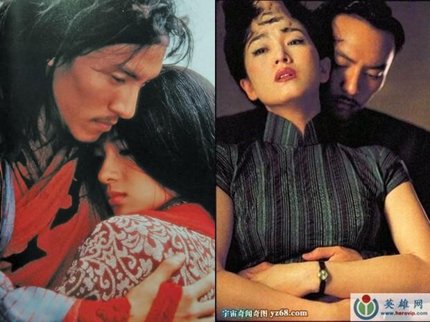 Trương Chấn: Nam tài tử bị gán danh Cỗ máy bẻ cong giới tính bạn gái của Cbiz và loạt mối tình trớ trêu - Ảnh 3.