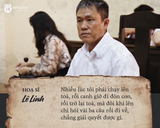 Họa sĩ Lê Linh chia sẻ sau khi thắng kiện vụ Thần đồng đất Việt: Từ khi vẽ nên Trạng Tí, tôi luôn tin cái thiện sẽ chiến thắng - Ảnh 2.