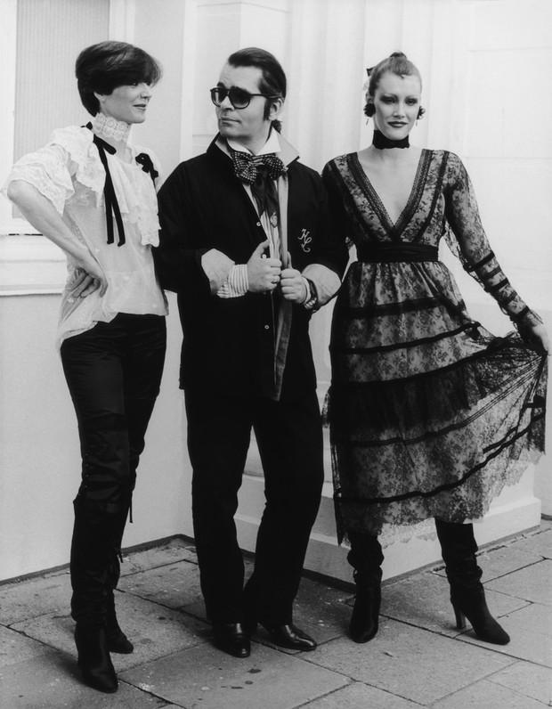 Người phụ nữ vừa bước ra khỏi cái bóng của Karl Lagerfeld, trở thành Giám đốc sáng tạo mới của Chanel là ai? - Ảnh 2.