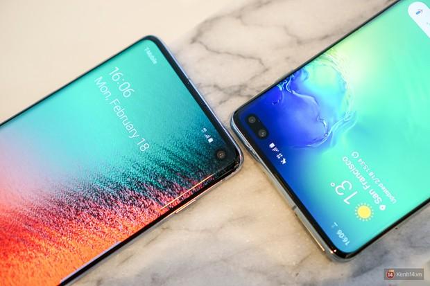 Trên tay Galaxy S10/S10+ giá từ 21 triệu: Như này không đẹp thì không biết thế nào mới được coi là đẹp - Ảnh 6.