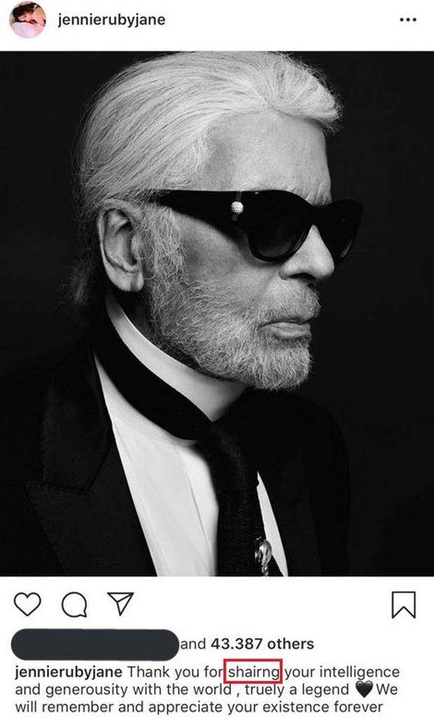 Cùng tưởng nhớ ngài Karl Lagerfeld: G-Dragon được khen, Jennie lại bị netizen chê tới tấp - Ảnh 4.