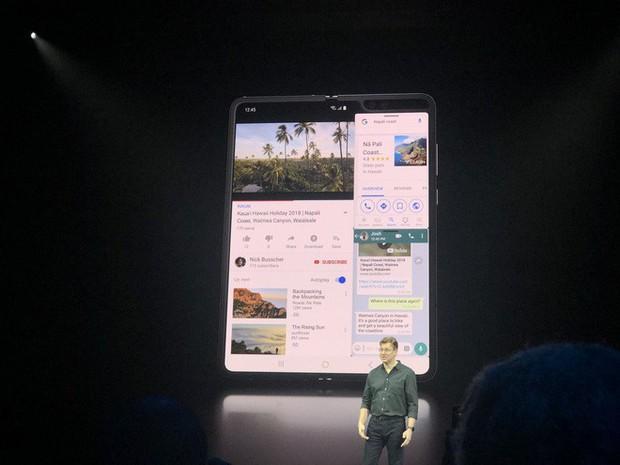 Vì sao Samsung vẫn chưa cho chúng ta xem tận mắt chiếc smartphone màn hình gập Galaxy Fold? - Ảnh 3.