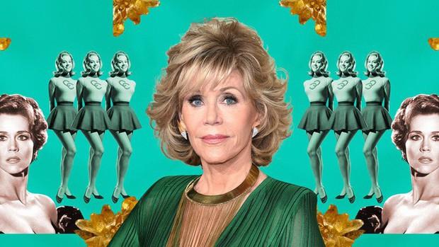Jane Fonda - Nữ minh tinh huyền thoại ẵm 2 tượng vàng Oscar và cuộc đời lừng lẫy, tiêu diệt cả bệnh ung thư khiến thế giới phải kính nể - Ảnh 18.