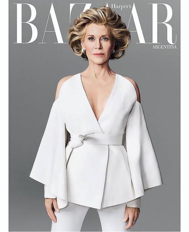 Jane Fonda - Nữ minh tinh huyền thoại ẵm 2 tượng vàng Oscar và cuộc đời lừng lẫy, tiêu diệt cả bệnh ung thư khiến thế giới phải kính nể - Ảnh 20.