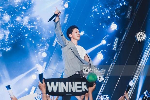 Chùm ảnh: T-ara, WINNER và quá nhiều sao Kpop đình đám cháy hết mình tại show diễn Hàn-Việt hot nhất năm 2018 - Ảnh 4.