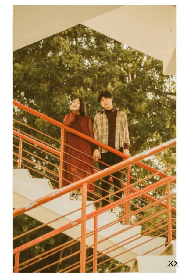 Không ngờ có một Bách Khoa tình đến thế trong bộ ảnh của cặp đôi gái Xây dựng trai Kiến trúc - Ảnh 9.