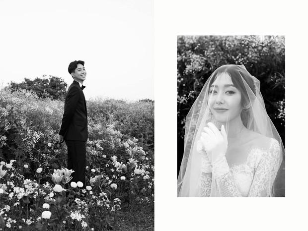 Bạn không nhìn nhầm đâu, đây là ảnh cưới của một cặp đôi Việt: Chàng thần thái như tài tử, nàng đẹp không kém Yoon Eun Hye - Ảnh 12.