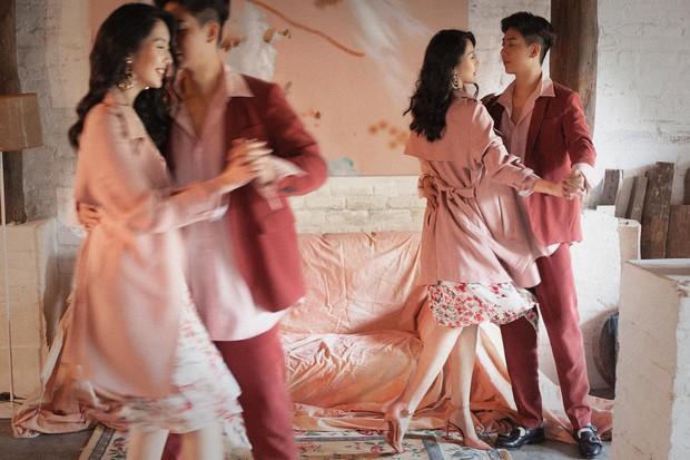 Bạn không nhìn nhầm đâu, đây là ảnh cưới của một cặp đôi Việt: Chàng thần thái như tài tử, nàng đẹp không kém Yoon Eun Hye - Ảnh 3.