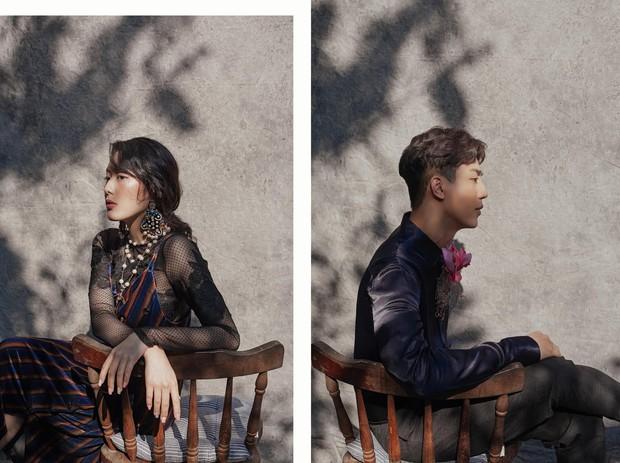 Bạn không nhìn nhầm đâu, đây là ảnh cưới của một cặp đôi Việt: Chàng thần thái như tài tử, nàng đẹp không kém Yoon Eun Hye - Ảnh 4.