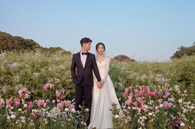 Bạn không nhìn nhầm đâu, đây là ảnh cưới của một cặp đôi Việt: Chàng thần thái như tài tử, nàng đẹp không kém Yoon Eun Hye - Ảnh 1.