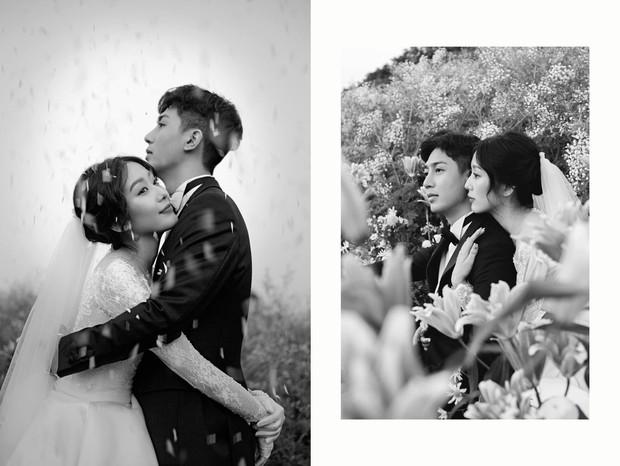 Bạn không nhìn nhầm đâu, đây là ảnh cưới của một cặp đôi Việt: Chàng thần thái như tài tử, nàng đẹp không kém Yoon Eun Hye - Ảnh 13.
