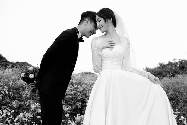 Bạn không nhìn nhầm đâu, đây là ảnh cưới của một cặp đôi Việt: Chàng thần thái như tài tử, nàng đẹp không kém Yoon Eun Hye - Ảnh 5.