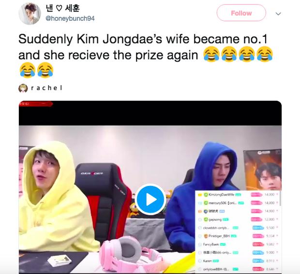 Vợ của mỹ nam EXO khiến mạng xã hội xôn xao, lên top tìm kiếm hot nhất Twitter tại Hàn - Ảnh 3.