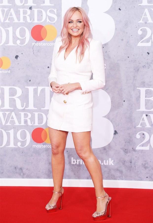 Thảm đỏ BRIT Awards 2019: Pink, Shawn Mendes dẫn đầu dàn sao, nhưng spotlight thuộc về loạt màn đọ sắc gây sốc - Ảnh 18.