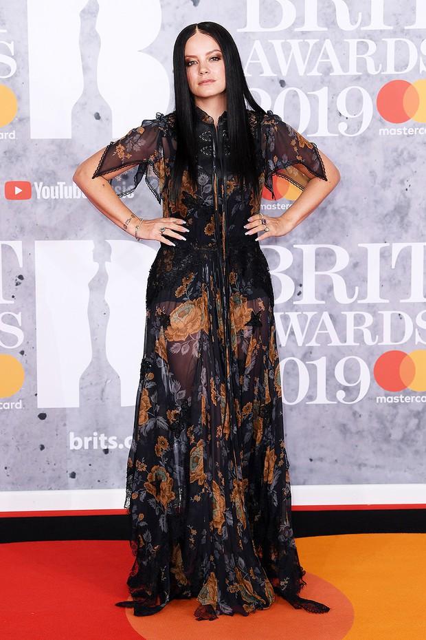 Thảm đỏ BRIT Awards 2019: Pink, Shawn Mendes dẫn đầu dàn sao, nhưng spotlight thuộc về loạt màn đọ sắc gây sốc - Ảnh 14.