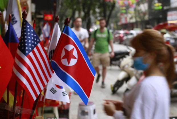 Không khí thượng đỉnh Mỹ-Triều tại Việt Nam phủ sóng truyền thông quốc tế - Ảnh 1.