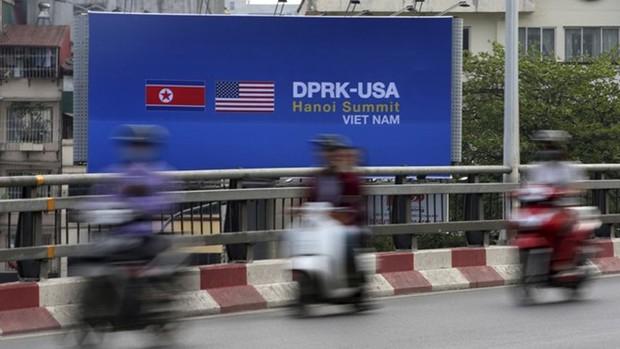 Không khí thượng đỉnh Mỹ-Triều tại Việt Nam phủ sóng truyền thông quốc tế - Ảnh 3.