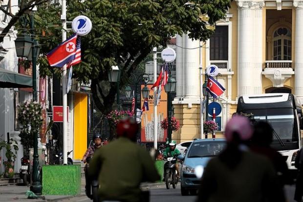 Không khí thượng đỉnh Mỹ-Triều tại Việt Nam phủ sóng truyền thông quốc tế - Ảnh 12.